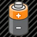 1f50b, b, battery icon