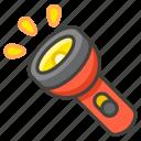 1f526, flashlight