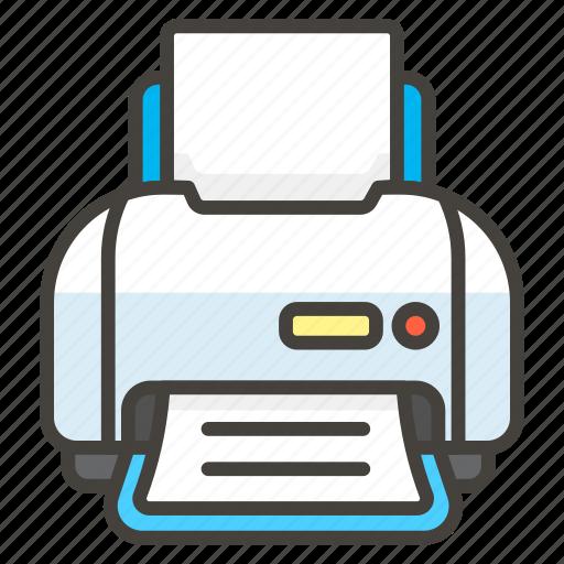 1f5a8, printer icon