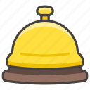 1f6ce, bell, bellhop icon