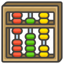 1f9ee, abacus icon