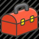 1f9f0, a, toolbox icon