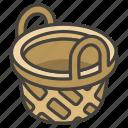 basket, b, 1f9fa icon