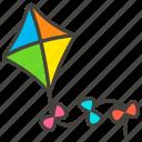 1fa80, kite icon