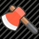 1fa93, axe icon