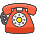 260e, b, telephone icon