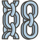 26d3, chains icon