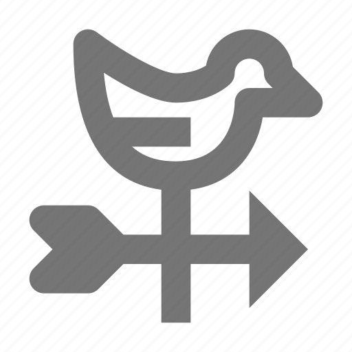 direction, navigation, pointer, show, vane, weather icon