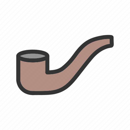 Cigar, cigarette, hookah, leaves, object, pipe, tobacco icon - Download on Iconfinder
