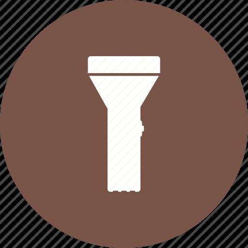 bulb, flashlight, lamp, led, light, object, torch icon