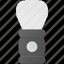 barber, brush, shave, shaving icon