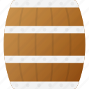 barrel, beer, beverage, drink, wine icon