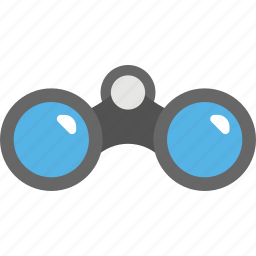 binocular, explorer, search, spy, vision icon