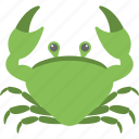 crawfish, crawl crab, crayfish, lobster, seafood icon