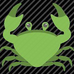 crawfish, crawl crab, crayfish, lobster, seafood icon