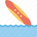 beach surfboard, seaside, surfboard, surfboard on beach, surfing beach icon