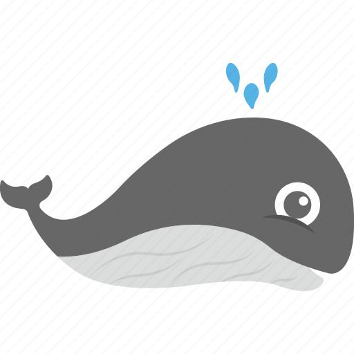 occean and sea life icon