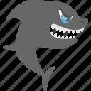 animal, manatee, sea cow, sea life icon