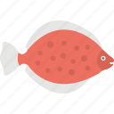 fish, pisces, sea life, seafood, zodiac sign icon