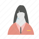 avatar, costume, job, man, occupation icon