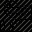 architecture, construction, engineer, engineering, uniform icon