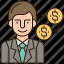 avatar, boss, businessman, ceo, finance