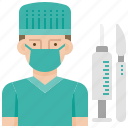 doctor, healthcare, hospital, medical, surgeon icon