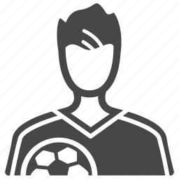 football, occupation, player, profession, soccer, sport, sportsman icon