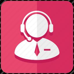 call, center, customer, hotline, operator, phone icon