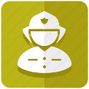 emergency, fireman, fire, fireguard, firefighter, conflagration icon