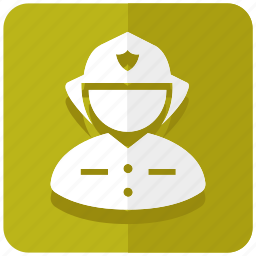 conflagration, emergency, fire, firefighter, fireguard, fireman icon