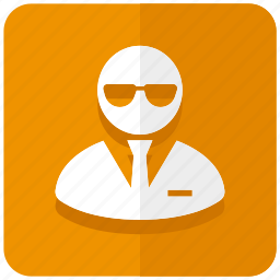 administrator, boss, businessman, corporate, office icon