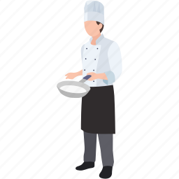 chef, cook, cooking, gourmet, kitchen, professional, restaurant icon