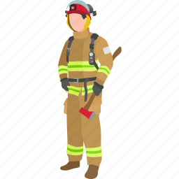 emergency, fighter, fire, firefighter, fireman, services, warden icon