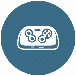 gamepad, oculus, reality, virtual, vr icon