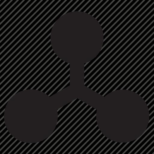 chart, flowchart, navigation, org, organization, team icon
