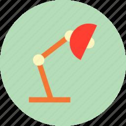 bulb, education, lamp, light icon