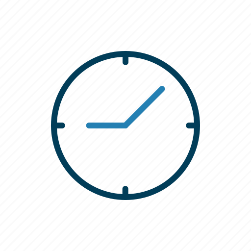 clock, office, time icon