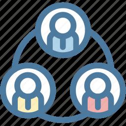 building, collaboration, conversion, dollar, investors, team, work icon