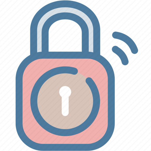 closed, key, lock, office, private, protection, safe icon
