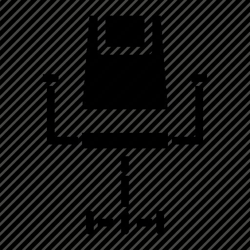 Chair, desk, seat, sitting icon - Download on Iconfinder