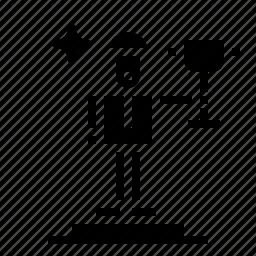 Business, businessmen, goal, success icon - Download on Iconfinder