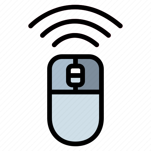 computer, electronic, mouse, technology icon