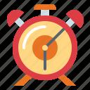 alarm, clock, date, time