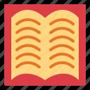 book, books, education, study icon