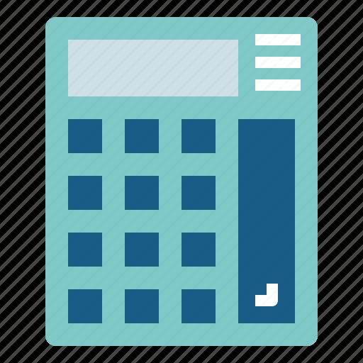 calculator, finances, mathematics, maths icon