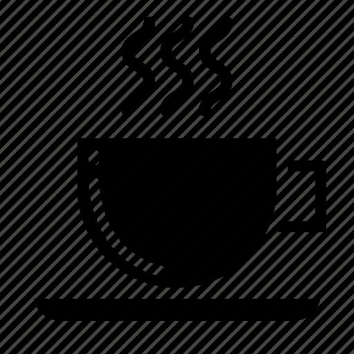 coffee, drink, hot, milk, mug, tea icon