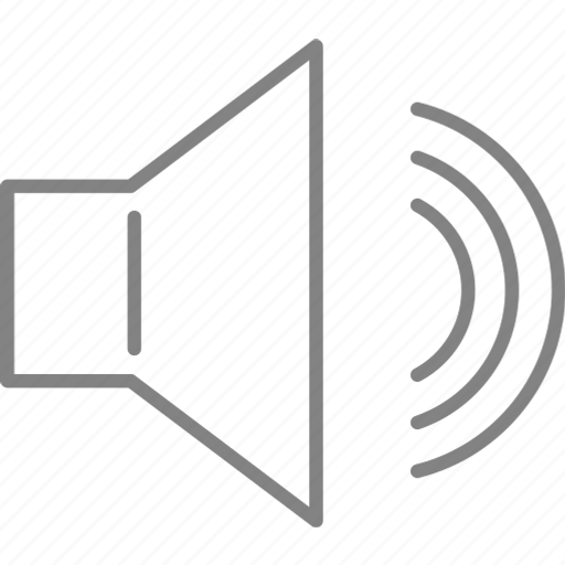 audio, cancel, multimedia, mute, option, speaker, technology icon