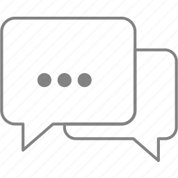 chat, chatting, dialogue, interface, messages, speaking, speech icon