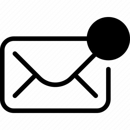 emai, mail, message, new, office icon